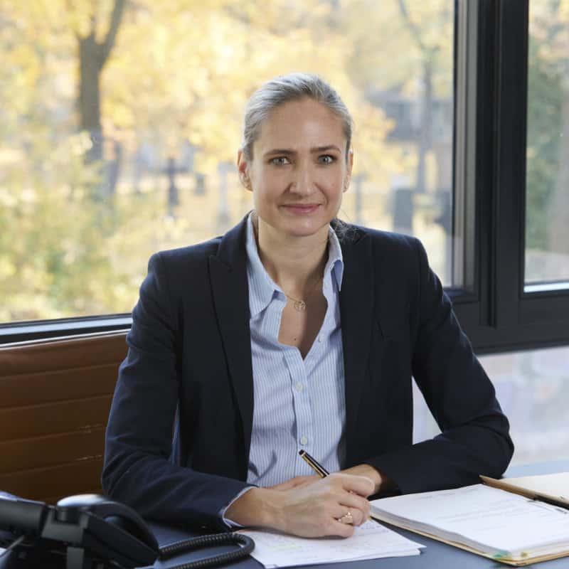 Alicia von Rosenberg Rechtsanwältin, LL.M.