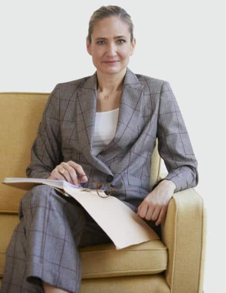 Alicia V. Rosenberg Kündigung Berlin